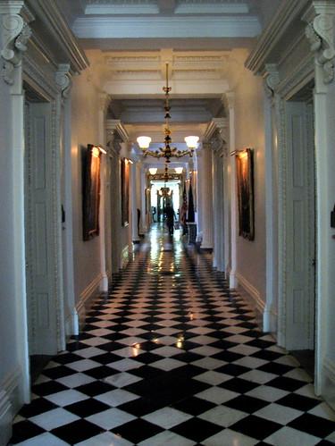 usa architecture vanishingpoint vermont corridor capitol photowalk marble longview checkerboard 2009 vt montpelier capitolbuilding washingtoncounty origamidon donshall montpeliervermontusa worldwidephotowalk capitol•corridor
