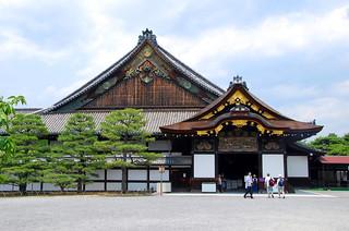 nijo-jo castle, kyoto | by hopemeng