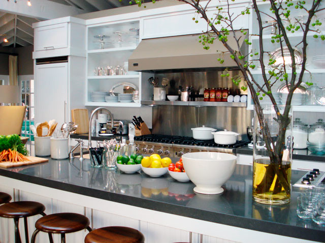House Beautiful\'s Kitchen of the Year with the Barefoot Co ...