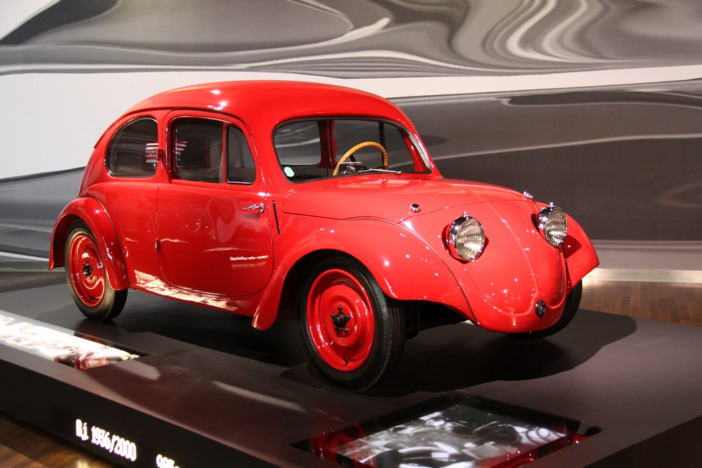 VW V3 Prototype rot