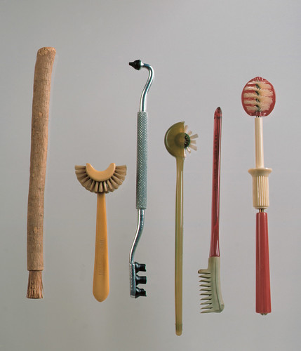 Toothbrushes through the ages | by National Museum of Dentistry
