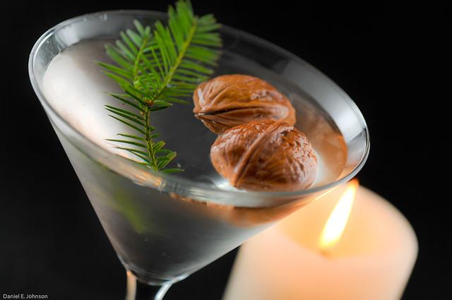 Walnut Martini