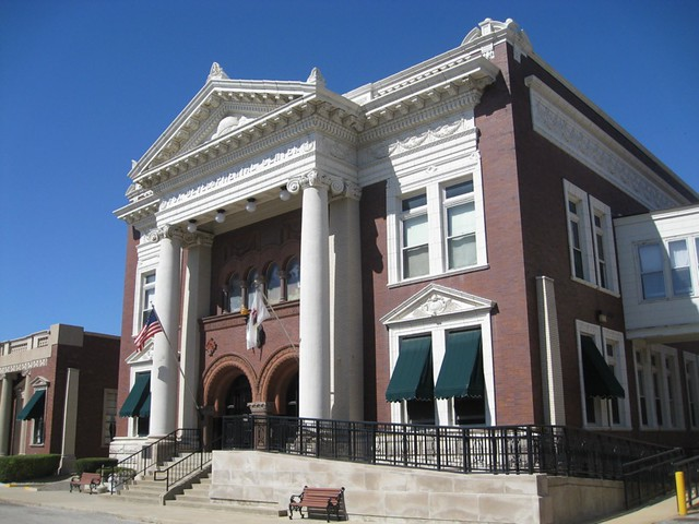 Former Keeley Institute - Dwight, IL.