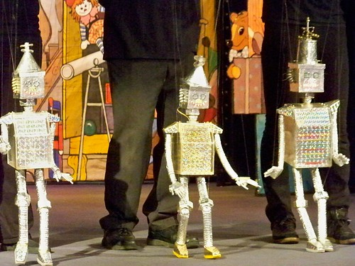 Bob Baker Marionette Theater Holiday Spectacular | by Castles, Capes & Clones