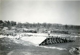 1961-12-ca - JJ Huusom surveys situation - Ord in Flood - KHS-2007-10-au-P2-D