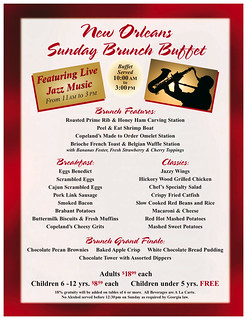 Admirable Our Sunday Brunch Buffet Menu Come Out To One Of Our Three Interior Design Ideas Gresisoteloinfo