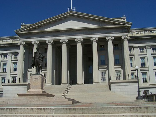 Treasury Department | by ruthieindc