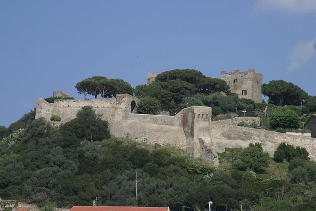 Castiglione della Pescaia - il Borgo Medievale