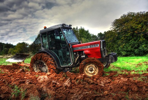 Tractor 1 | by marcovdz
