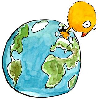Earth chicken | by Frits Ahlefeldt FritsAhlefeldt.com