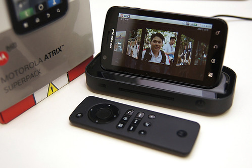 Motorola ATRIX | by 아우크소(Auxo.co.kr)