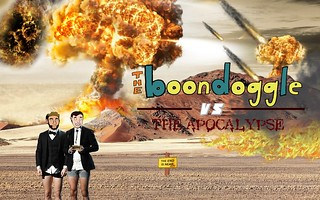 The Boondoggle VS The Apocalypse | by The Boondoggle Podcast