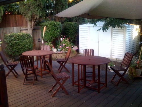 Patio Furniture   by Dalfry