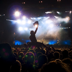 Metallica at Rock Werchter 2009 ♫♪ | by crsan