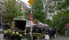 Tompkins green market