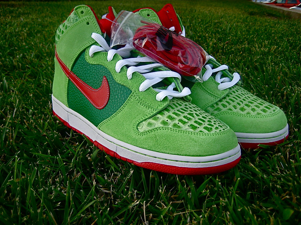 Nike dunk high SB (Dr Feel Good | Size 12 dead stock