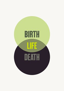 Birth/Life=Death | by gvndwny