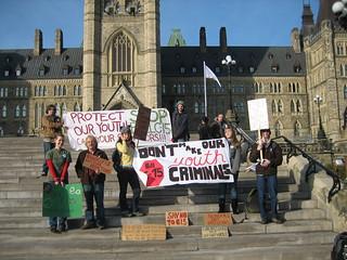 Stop C-15 - December 2 - Ottawa