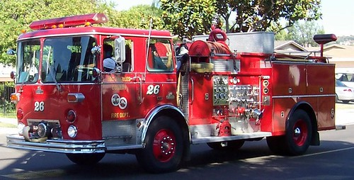 Los Angeles County FD (CA) Engine 26
