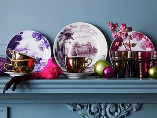 Selina Lake - Christmas Plates | by Selina Lake Stylist