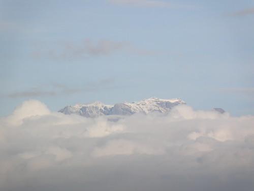 P8200439 Volcan Iztaccihuatl,Vista Calzada Zavaleta Puebla., Puebla. Mexico por LAE Manuel Vela
