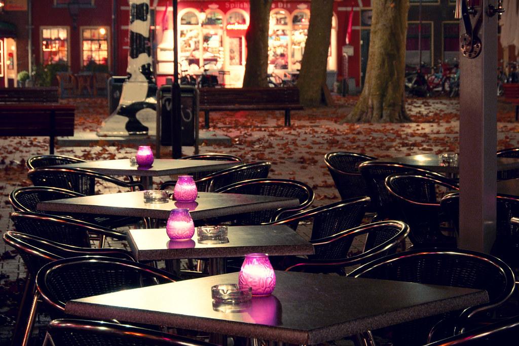 Abandoned Cafe by christian.senger
