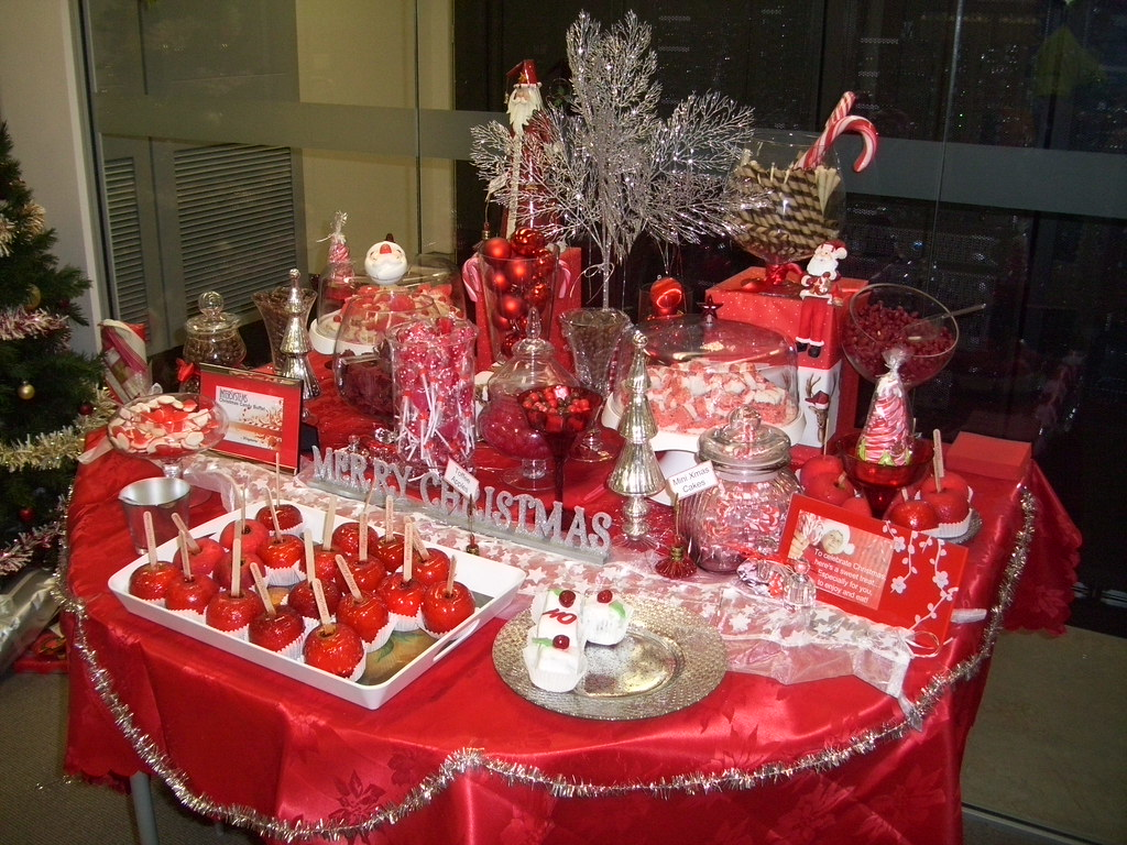Fantastic Christmas Candy Buffet Bar From All The Inspiration Gather Download Free Architecture Designs Oxytwazosbritishbridgeorg