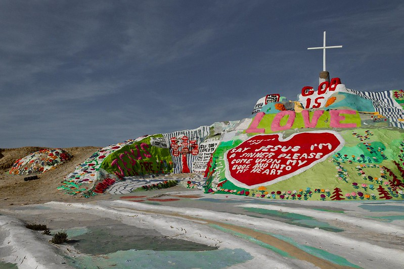 Salvation Mountain #3