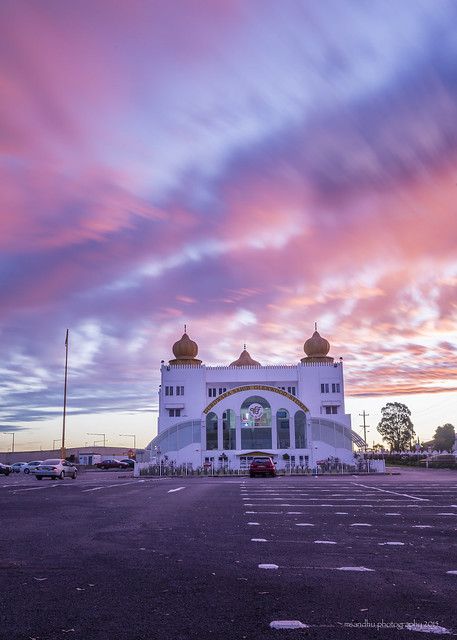 Glenwood Sikh Temple