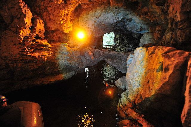 Smoo Cave 3rd chamber