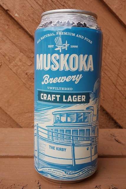 火, 2015-07-21 19:59 - Muskoka Craft Lager