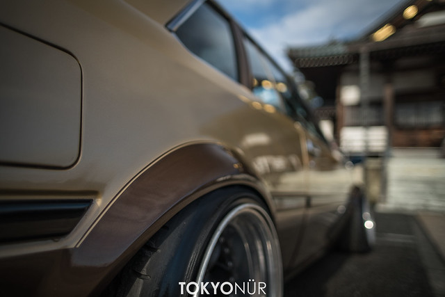 Always New. // Mitsumori's 1979 Toyota AE70 Sprinter
