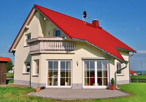 Einfamilienhaus mit Erker über Eck | Alle weiteren Infos zu ...