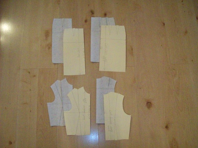 <p>Sewing Pattern Demo</p>