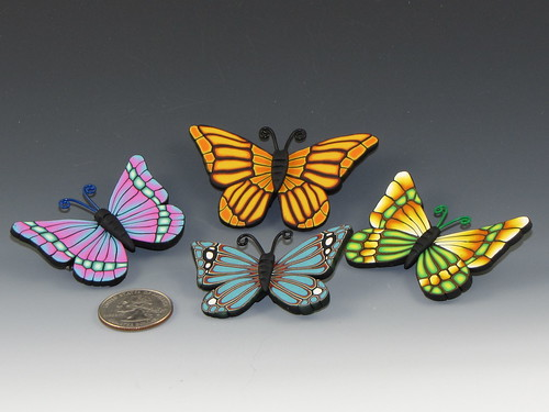 Butterfly pins | by janet_farris