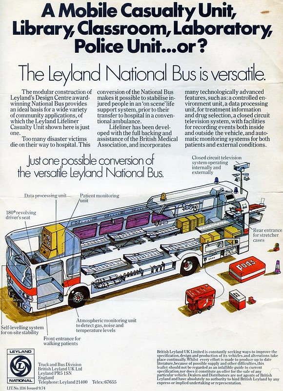 5 uses for a Leyland National