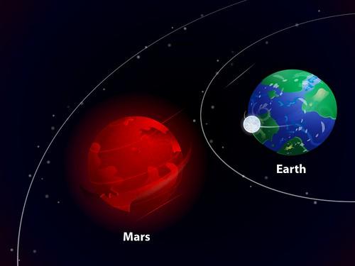 earth..mars
