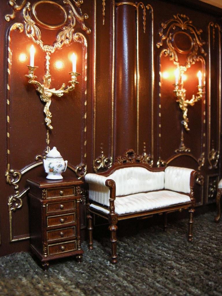 5 Custom Room Box For My Ebay Buddy Cheryl Bottorff Ken Haseltine Regent Miniatures Flickr