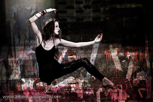 Night leads Dancer | by American Peyote