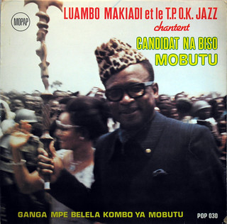 Franco et le T.P. OK Jazz sing for Mobutu | by amaah
