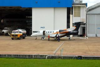Embraer Phenom 300 PP-XVJ | by Jon Ostrower