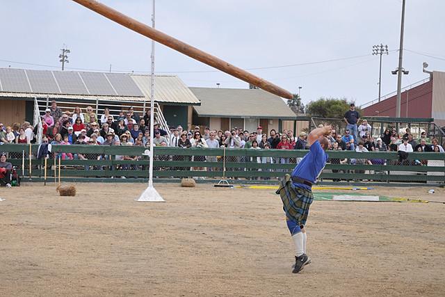 pole throw