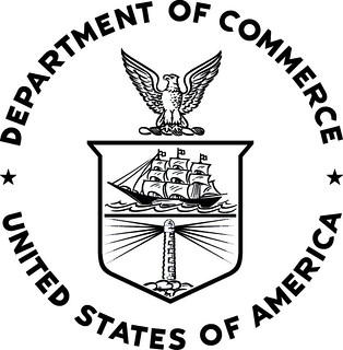 United States Department of Commerce (DOC) logo | by NOAA Great Lakes Environmental Research Laboratory