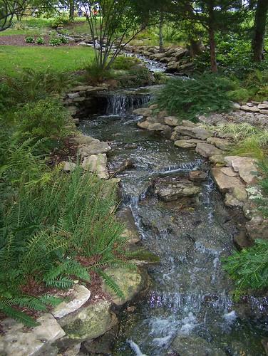 waterfalls streams nashvilletennessee cheekwoodbotanicalgardens