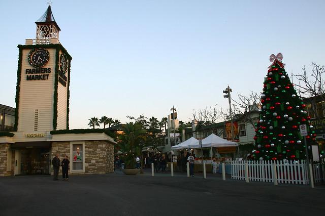 LA Farmers Market