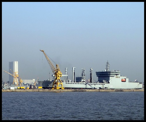 Navy Dockyard ?   by indianature13