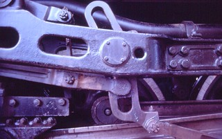 6060 drive rod and valve gear