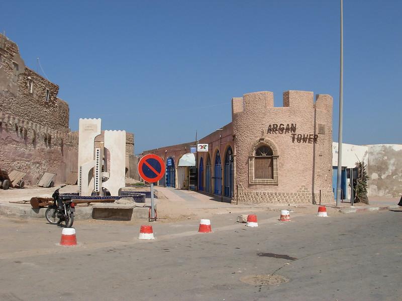 Argan Tower, Essaouira