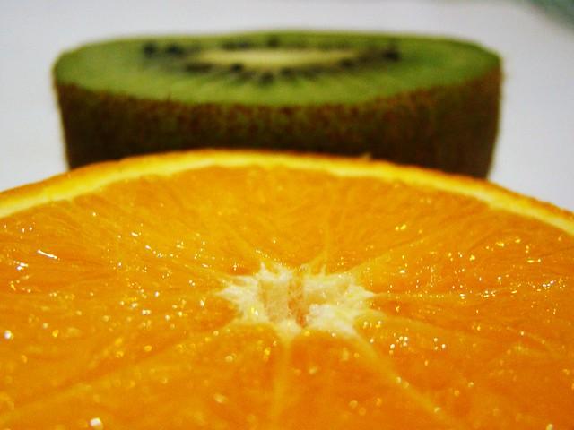 Kiwi - Naranja