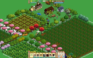 Farmville on Facebook: SML's Farm (Level 25) / 2009-11-15 / SML Screenshots | by See-ming Lee (SML)